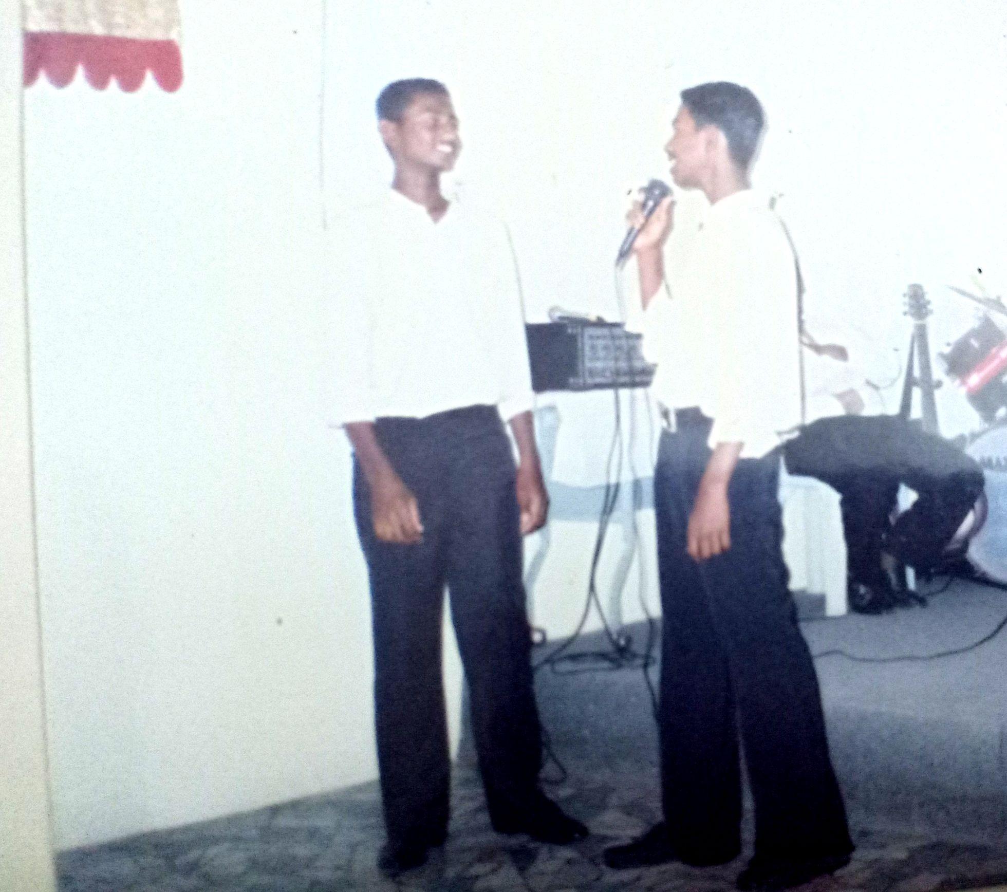 Church Performance, Aged 20