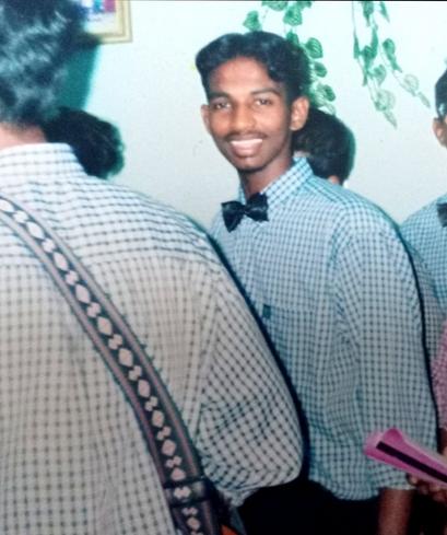Church Caroling Team, Aged 19