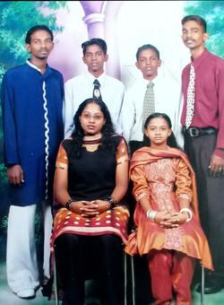 Siblings, Aged 21
