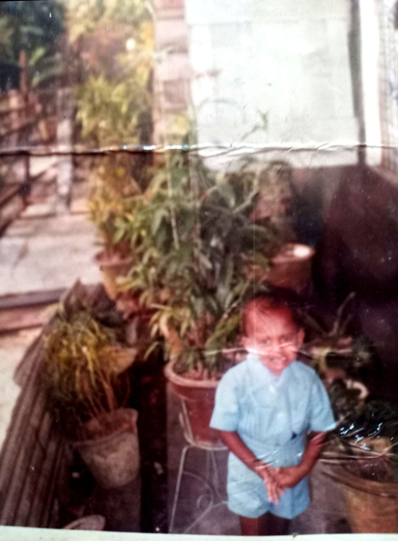 Pannir, Aged 3