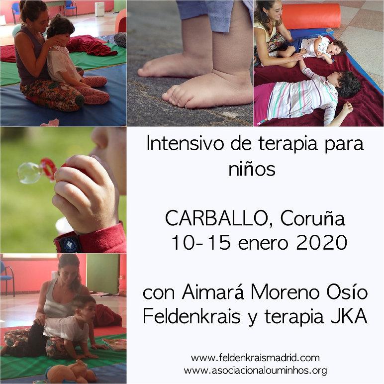 Terapia para niños feldenkrais aimara mo