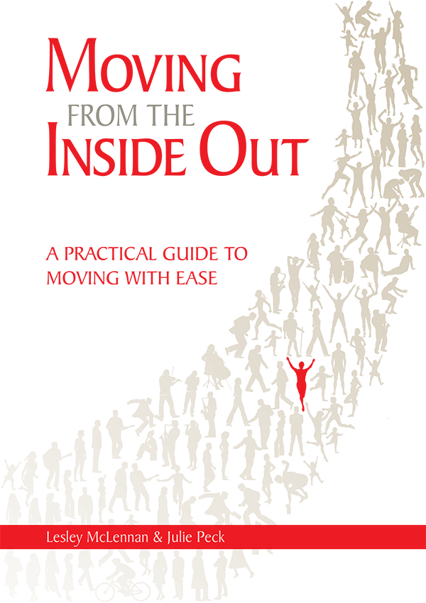 Libro Julie Peck and Lesley McLennan Moving from the Inside Out Movement and Feldenkrais Method