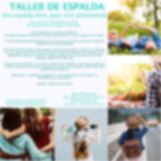 TALLER ESPALDA FELDENKRAIS SALCEDA EGARO