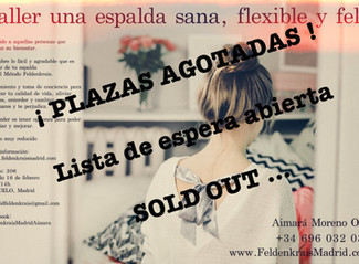 ¡Wow! ¡SOLD OUT!