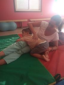 Feldenkrais con niños Terapia JKA Aimara
