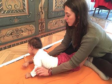 Feldenkrais con niños y bebés - Aprender y superar las limitaciones