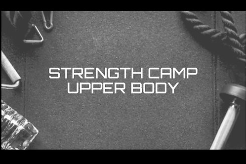Strength Camp Upper Body