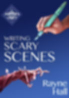 Rayne Hall - Writing scary scenes book cover