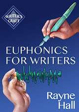 Rayne Hall - Euphonics for writers book cover