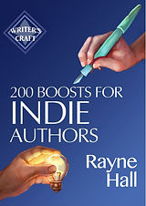 200 Boosts for Indie Authors - Capture.J