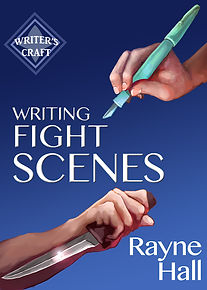 Rayne Hall - Writing fight scenes book Cover