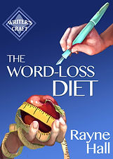 Rayne Hall - The word-loss diet book cover