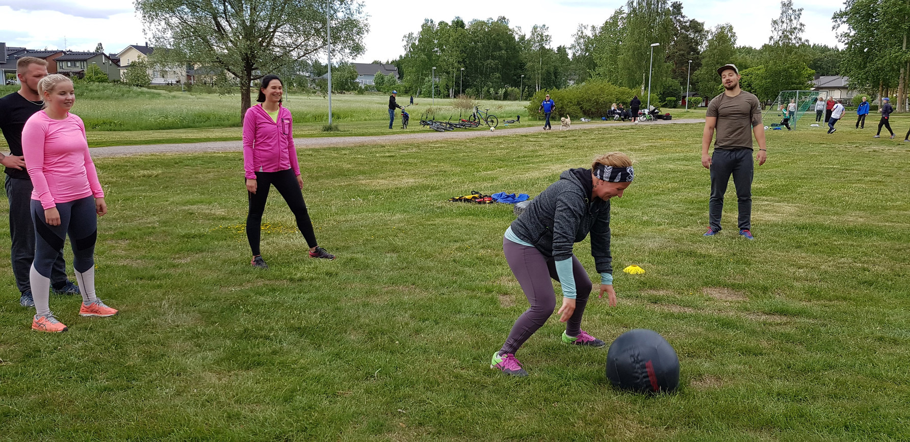 Outdoor Fit Camp