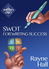 Rayne Hall - Swot for writing success book cover