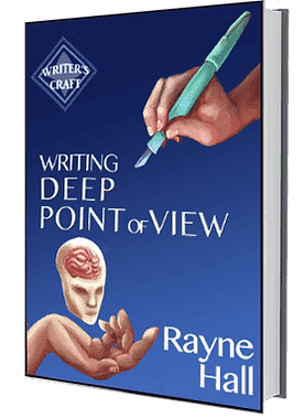 Rayne Hall – Books for Writers
