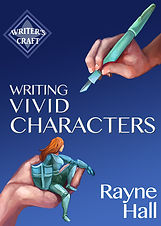 Rayne Hall - Getting book reviews book cover