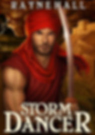 Rayne Hall - Storm Dancer Book Cover