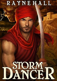 Rayne Hall - Storm Dancer Book Cover