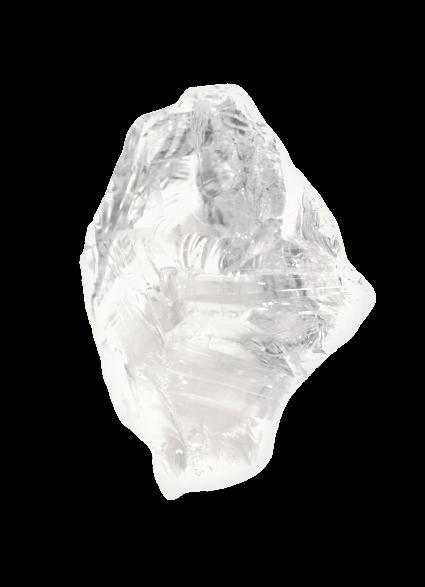 PLATINUM BERYL 395.02 CTS 55X43X28 MM