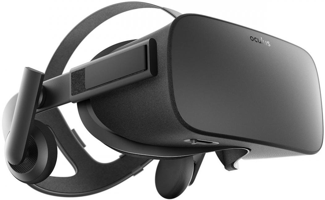 VR HMD_Oculus