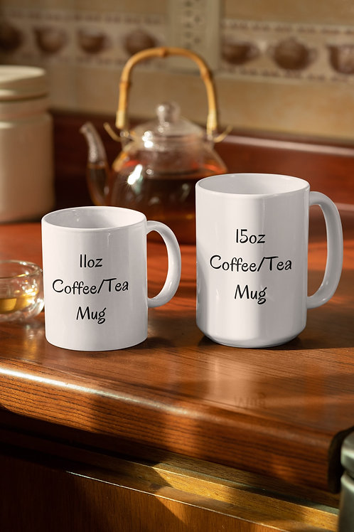CUSTOMIZE YOUR OWN Mugs