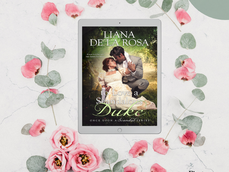 To Love A Scandalous Duke is FREE for a limited time!