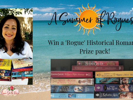 A Summer of Rogues Book Giveaway