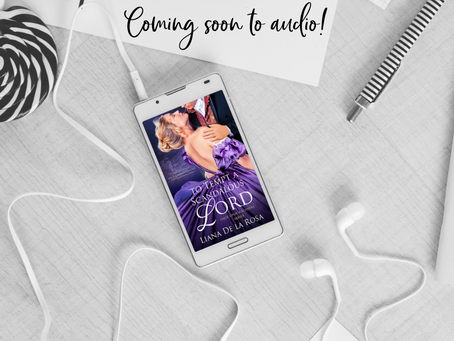 The Once Upon A Scandal series is coming soon to audio!