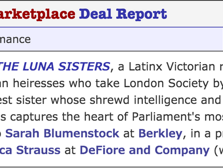 Exciting Book News!
