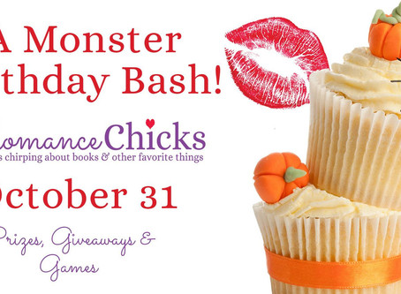 It's a Monster Birthday Bash!