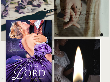 Pre-order your copy of To Tempt A Scandalous Lord