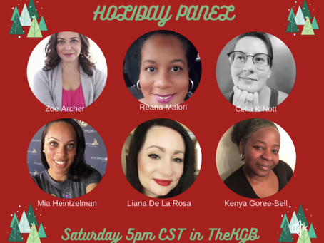 Celebrate holiday love with TheKGB Holiday Panel!