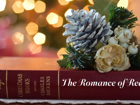The holiday vibes are alive in The Romance of Reading Group!