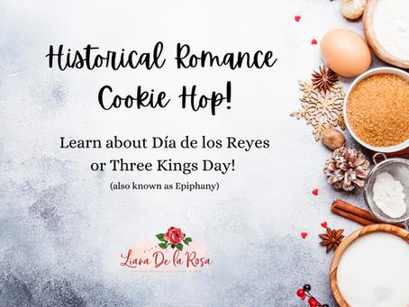 Historical Romance Cookie Hop
