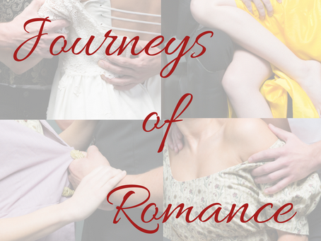 Listen to my chat with Jess Michaels on the Journeys of Romance podcast!
