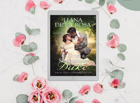 TO LOVE A SCANDALOUS DUKE is FREE!