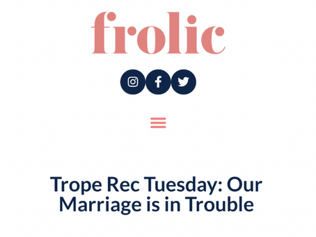 The Captain's Midwinter Bride Included in Frolic's Round-up of Marriage-In-Crisis Romances