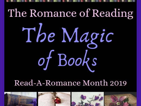 Read A Romance Month - The Bewitching Magic of Love