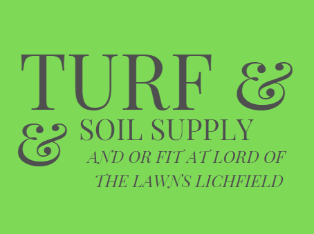 Introducing lord of the lawns Turf & soil supply and/or fitting!