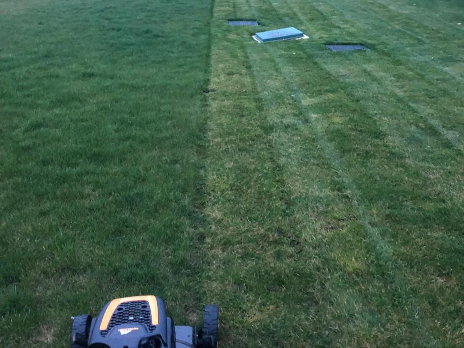 lawn care services lichfield