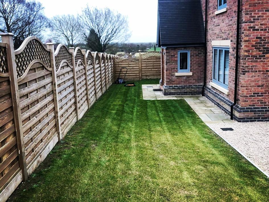 lawn care lichfield