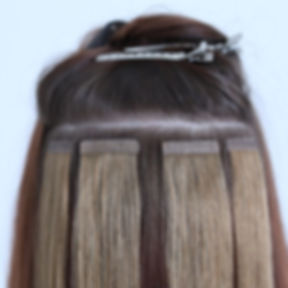 tape in hair extensions lichfield