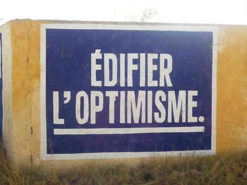 Edefier l'optimisme Djerba Hood