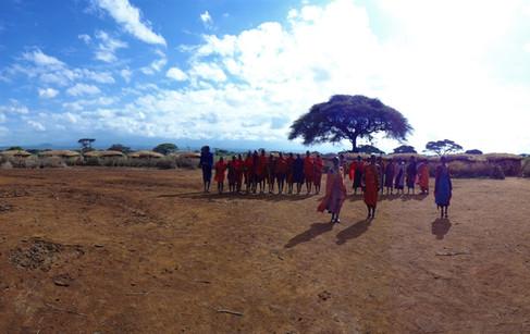 Masai's Kenya