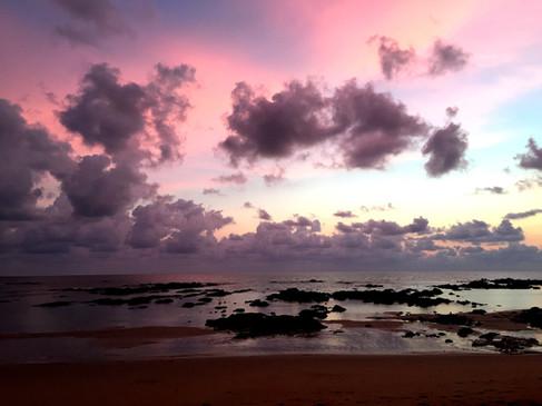 Sonnenuntergang Thailand