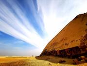 Pyramide Nähe El Fayoum
