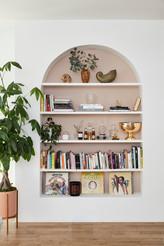 Night Palm Paris Texas Residence - Living Room