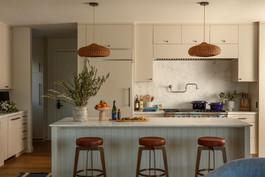 Night Palm Klay Thompson Beach House Kitchen