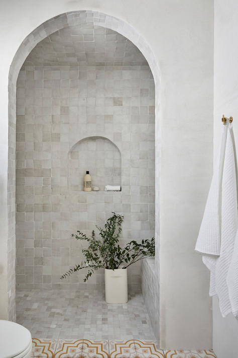 Night Palm Paris Texas Residence - Bathroom