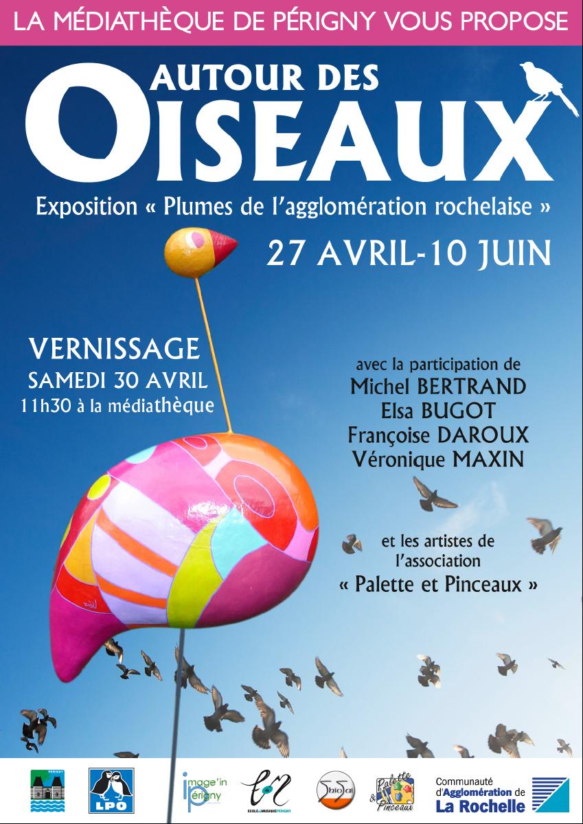 Exposition Autour des Oiseaux
